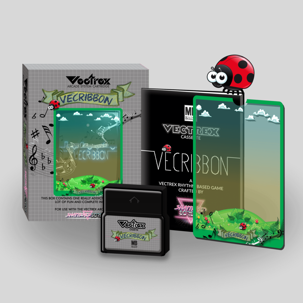 Vecribbon packaging preview